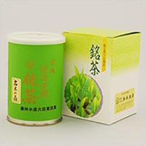 高級宇治抹茶「名木の森(なぎのもり)」(100g缶入り)