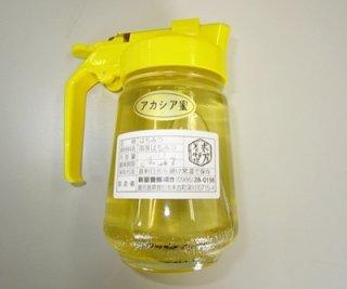 アカシア蜜 国産純粋蜂蜜 320g(ピッチャー容器)