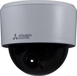 三菱電機   MELOOK3 シリーズ  ドーム型カメラ  PoE対応(HD) NC-7600