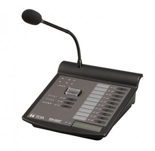 TOA    卓上型リモートマイク 10局    RM-200F
