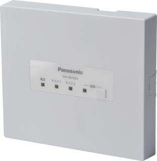 パナソニック  1.9GHz帯デジタルワイヤレスアンテナステーション  WX-SR102A