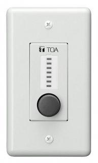 TOA    音響調整機器・アンプ   リモートコントロールパネル   RC-485V1