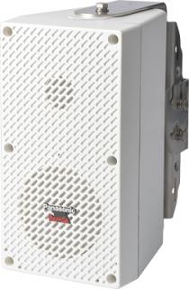 パナソニック   プロオーディオシステムRAMSA  全天候型スピーカー   2ウェイコンパクトタイプ    WS-LB301