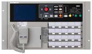 JVCケンウッド  非常・業務用放送設備     非常業務操作器 EM-E156