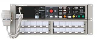 JVCケンウッド  非常・業務用放送設備     非常業務遠隔操作器     EM-C154