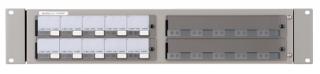 JVCケンウッド  非常・業務用放送設備     回線追加ユニットケース      EM-ES12-10