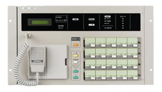 JVCケンウッド  非常・業務用放送設備    業務操作器      EM-D36