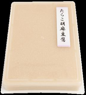 たらこ胡麻豆腐の商品画像