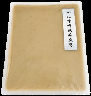 かに味噌胡麻豆腐の商品画像