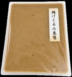 揚げくるみ豆腐の商品画像