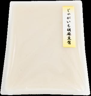 新じゃが胡麻豆腐の商品画像