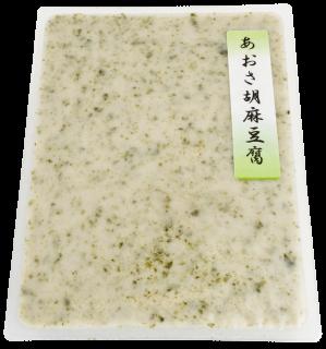 あおさ胡麻豆腐の商品画像