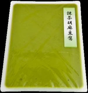 抹茶胡麻豆腐の商品画像