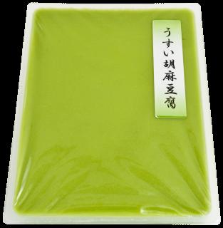 うすい胡麻豆腐の商品画像