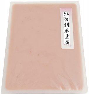 紅白胡麻豆腐(二層)の商品画像