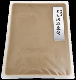 黒豆豆乳胡麻豆腐の商品画像