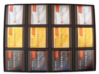 純国産胡麻豆腐詰合せ 12個入 KG-12の商品画像