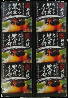 丹波産大っきな黒豆くず餅 6個入りの商品画像
