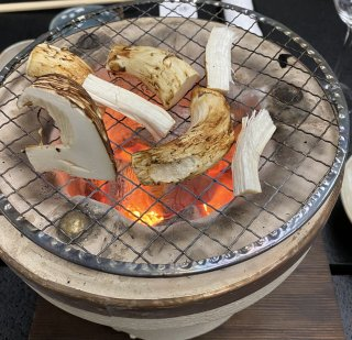 丹波焼き松茸ポン酢漬け70gの商品画像