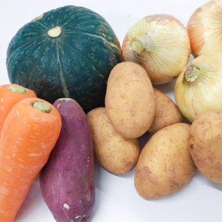 【野菜BOX】根菜類セット[5品前後]