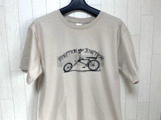 FJ BICYCLE NERD Tシャツ サンド