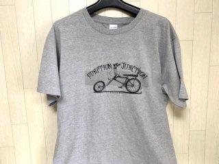 FJ BICYCLE NERD Tシャツ グレー