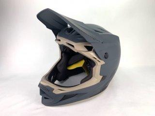Troy Lee Design D4 Composite STEALTH Gray
