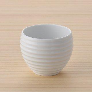 ライン彫 ミニ丸カップ