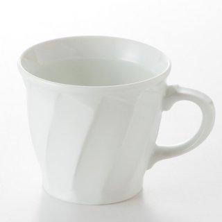 斜め彫マグカップ