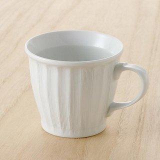 竹葉彫マグカップ