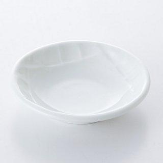 角竹林彫 豆皿