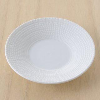 絆彫り 4寸皿