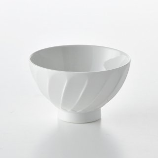 斜彫 茶碗