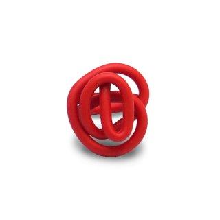 "ZIG RING ""Matte / Red"""
