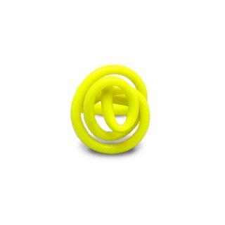 "ZIG RING ""Shiny / Neon Yellow"""