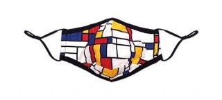 ART MASK Colourful Square