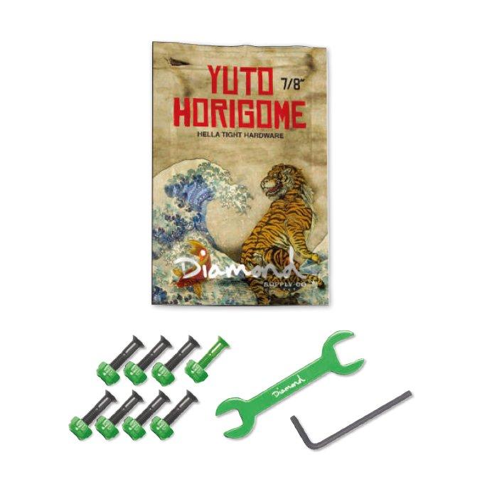 Diamond Supply Co  YUTO HORIGOME PRO HARDWARE 7/8″