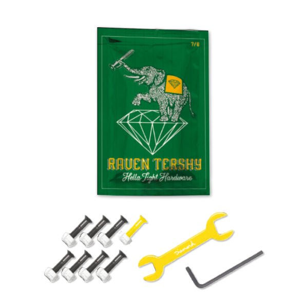 Diamond Supply Co RAVEN TERSHY PRO HARDWARE 7/8″