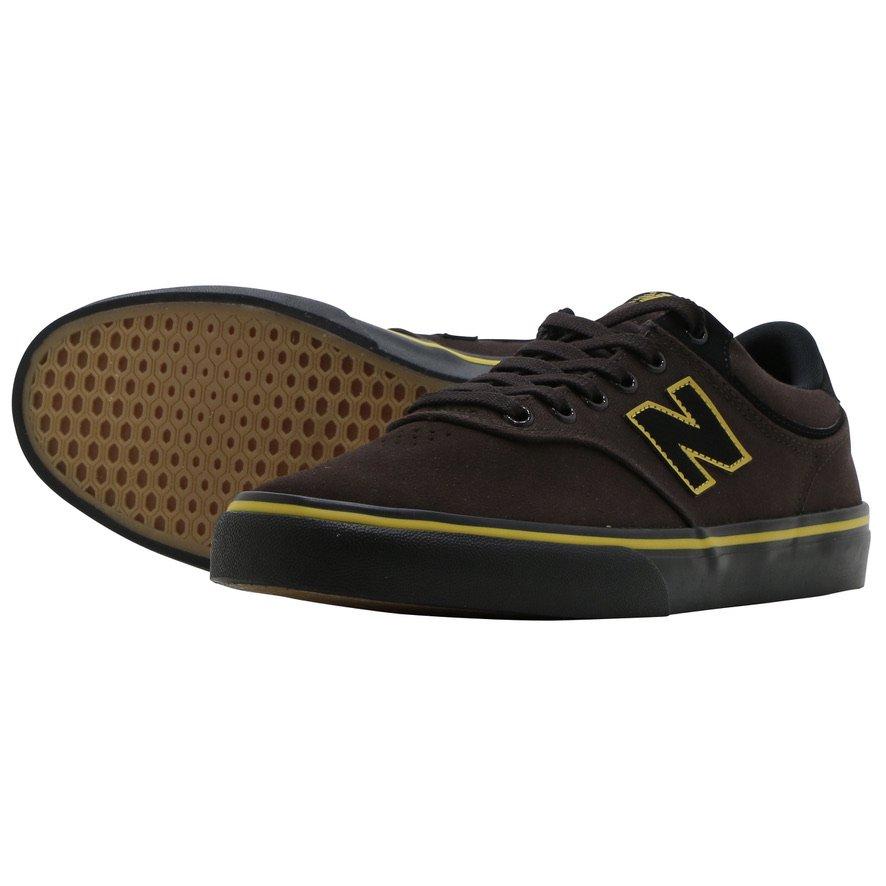 ニューバランス ヌメリック NM 255 BRN NEW BALANCE NUMERIC NM 255 BRN