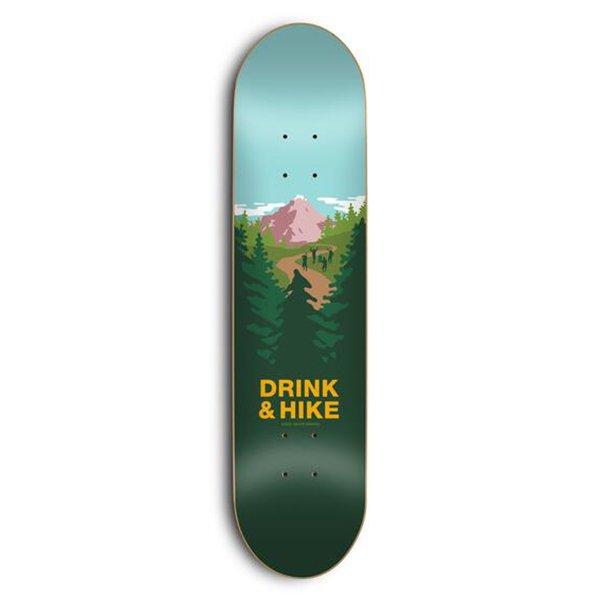 スケートメンタル Drink & Hike デッキ W8.38 Skate Mental Drink & Hike Deck W8.38