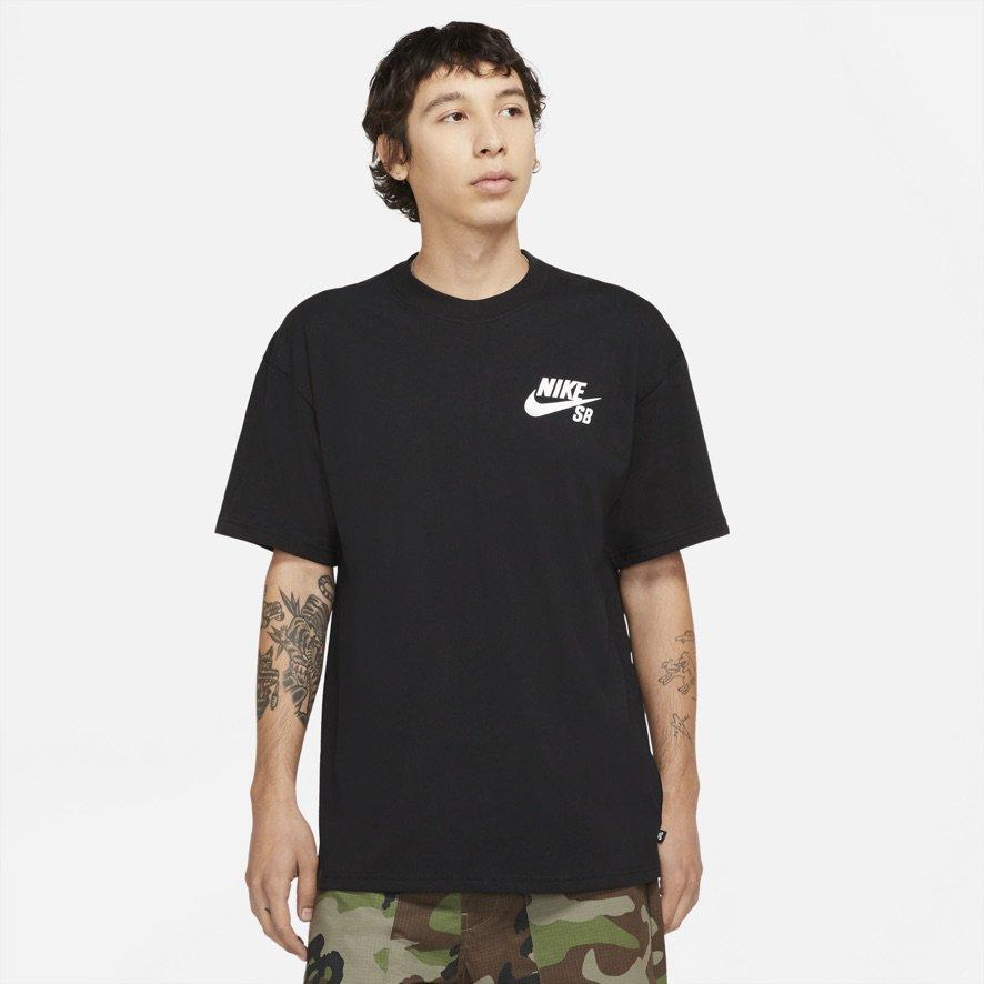 ナイキ SB ロゴ S/S Tシャツ NIKE SB Logo S/S T-Shirt DC7818-010