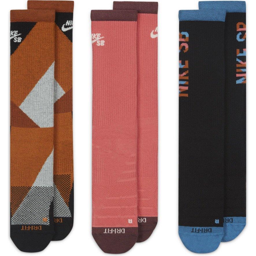 ナイキ SB Everyday Max Lightweight クルー ソックス NIKE SB Everyday Max Lightweight Crew Socks DA7516-902