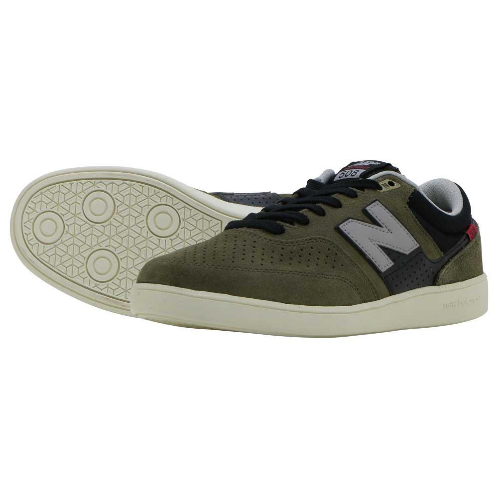 ニューバランス ヌメリック NM 508 OLV NEW BALANCE NUMERIC NM 508 OLV