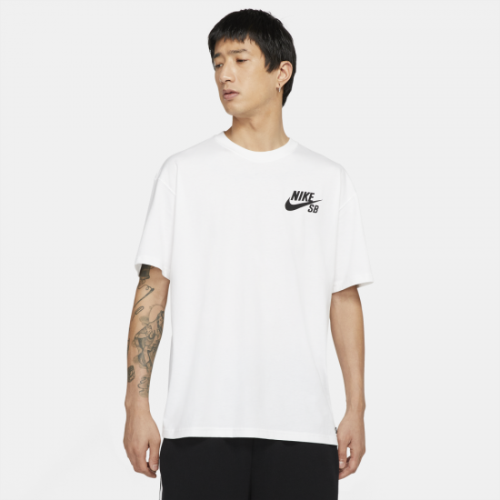 ナイキ SB ロゴ S/S Tシャツ NIKE SB Logo S/S T-Shirt DC7818-100