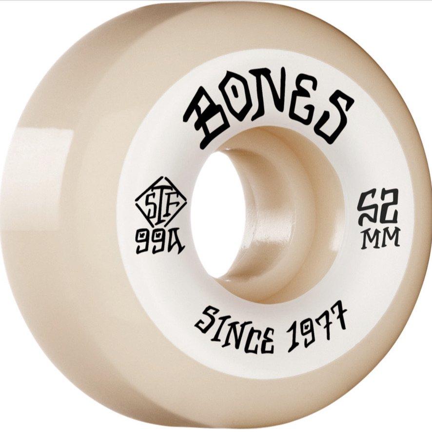 ボーンズウィール STF HERITAGE ROOTS V5 52mm 99A BONES WHEEL STF HERITAGE ROOTS V5 52mm 99A
