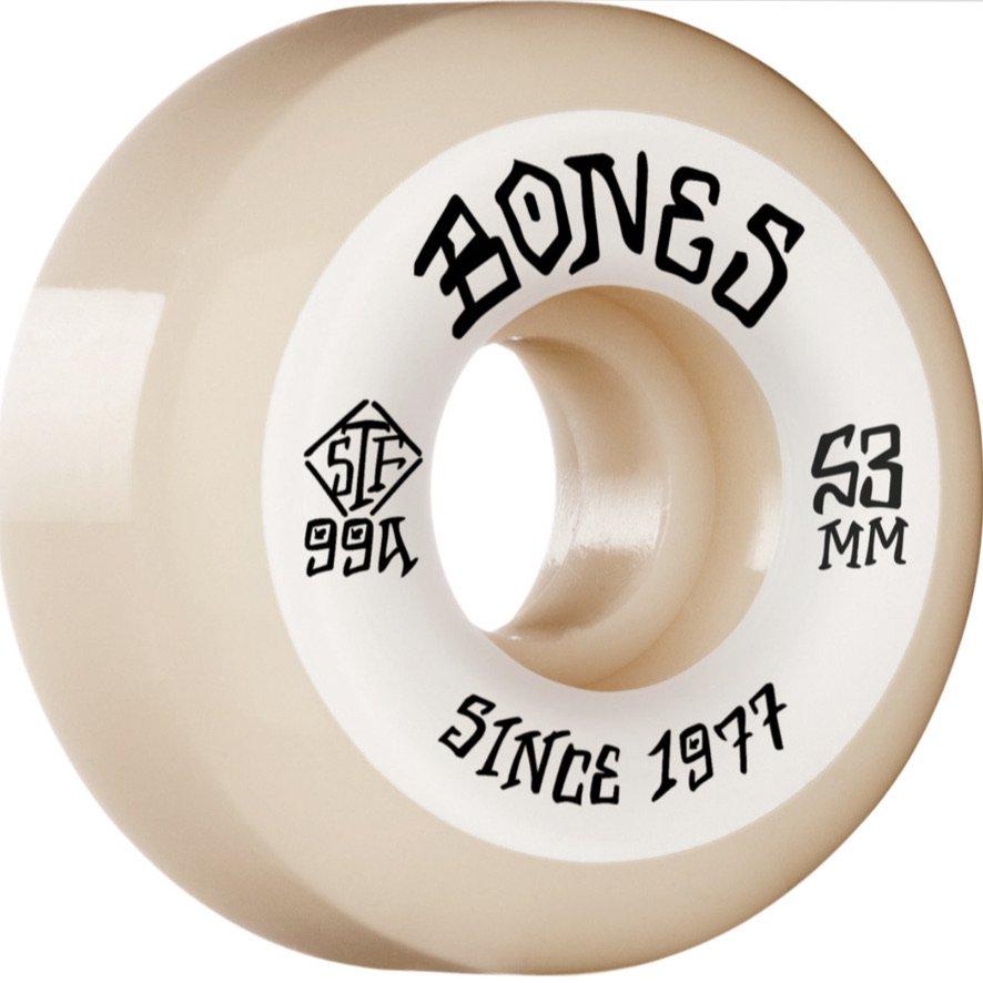 ボーンズウィール STF HERITAGE ROOTS V5 53mm 99A BONES WHEEL STF HERITAGE ROOTS V5 53mm 99A