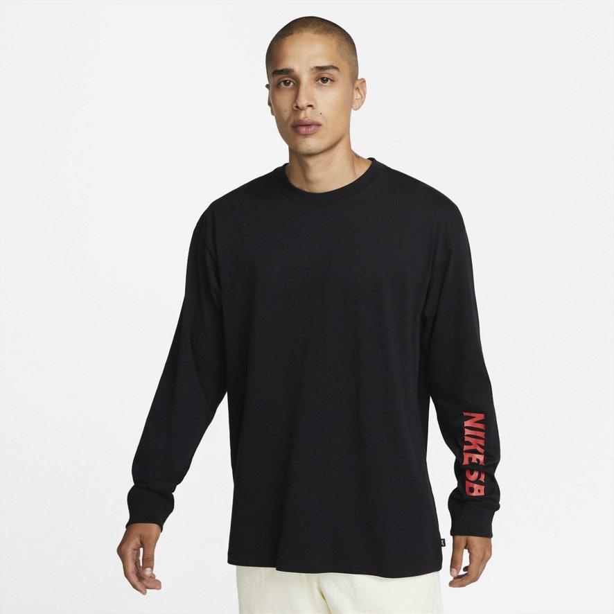 ナイキ SB  SNAKED L/S Tシャツ NIKE SB SNAKED L/S T-Shirt  DM2258-010