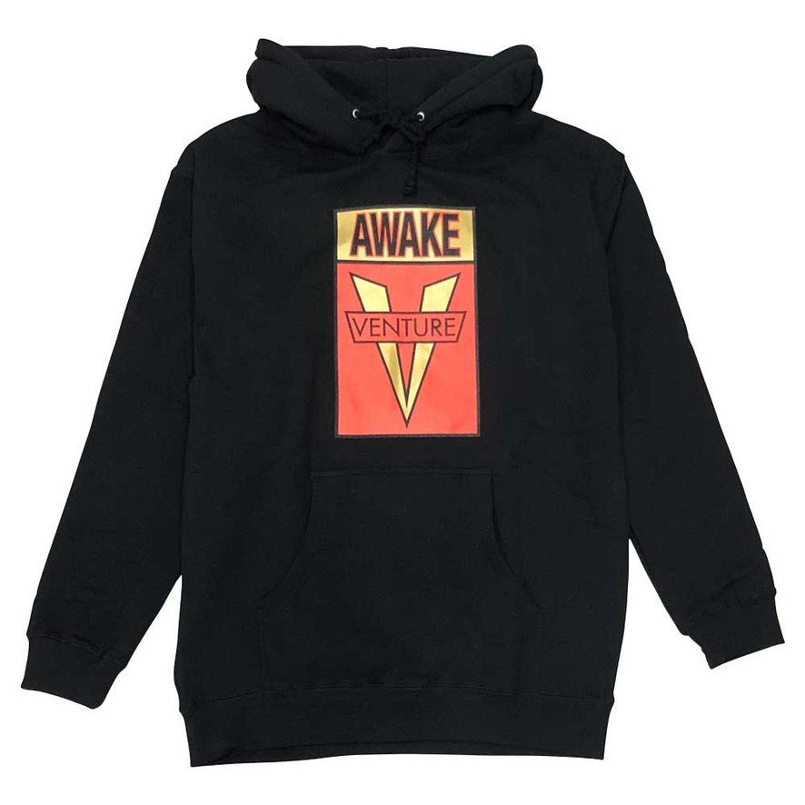 VENTURE AWAKE Pullover Hooded Sweatshirt VENTURE AWAKE Pullover Hooded Sweatshirt