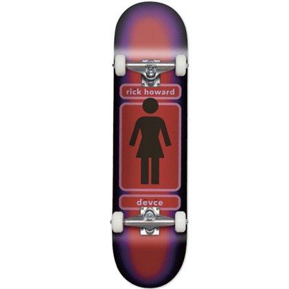ガールスケートボード ライスポイント RICK HOWARD コンプリート   GIRL PRICE POINT RICK HOWARD COMPLETE  W7.625