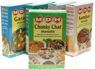 MDH チャットマサラ(MDH chunky chat masala)【100g】チャートマサラ